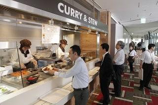 トヨタ紡織猿投第3食堂-5420の画像・写真